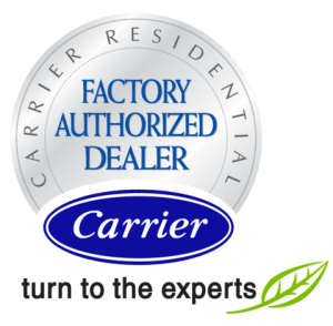 Heating and cooling Factory Authorized Dealer - Carrier