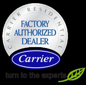 Factory Authorized Dealer - Carrier