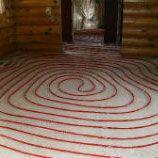 Radiant Floor Heating Services