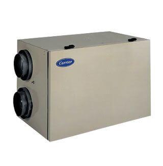 Energy Recovery Ventilation