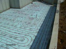 Modern HVAC Radiant Floor