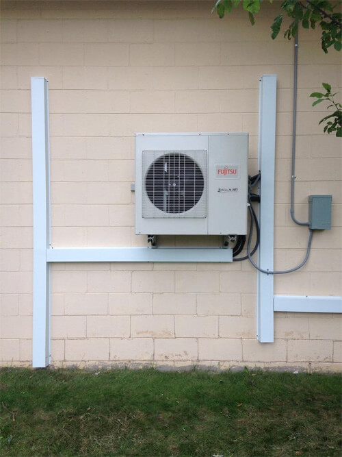 Modern Heating Amp Cooling Ductless Splits
