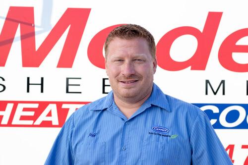 Jeff Diedrick - Modern HVAC