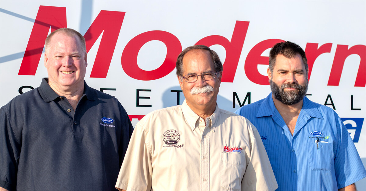 Modern Heating & Cooling Co Owners